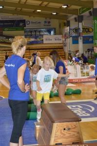 Sportowy Dzień Dziecka w AJP_18